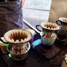Pour-Over Bar